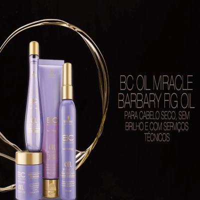 Imagem 4 do produto Schwarzkopf BC Bonacure Oil Miracle Barbary Fig Mascara