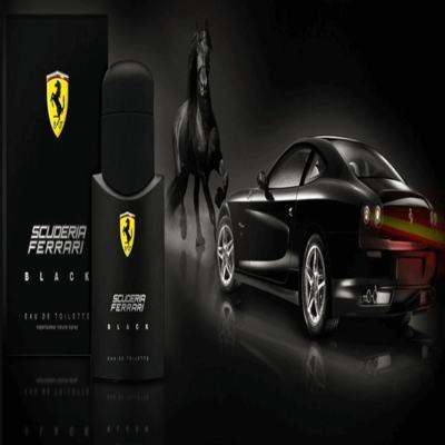 Imagem 3 do produto Ferrari Scuderia Black Eau de Toilette Perfume Masculino