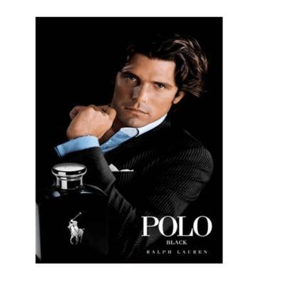 Imagem 2 do produto Ralph Lauren Polo Black Eau de Toilette Perfume Masculino