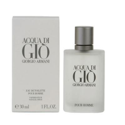Imagem 4 do produto Acqua Di Giò Homme Giorgio Armani - Perfume Masculino - Eau de Toilette - 30ml