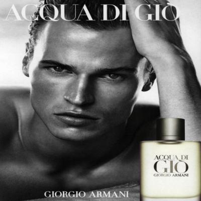 Imagem 8 do produto Acqua Di Giò Homme Giorgio Armani - Perfume Masculino - Eau de Toilette - 30ml
