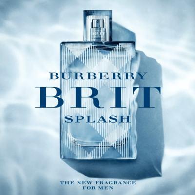 Imagem 10 do produto Brit Splash Burberry - Perfume Masculino - Eau de Toilette - 50ml