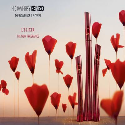 Imagem 6 do produto Flower by Kenzo Elixir - Perfume Feminino - Eau de Parfum - 30ml