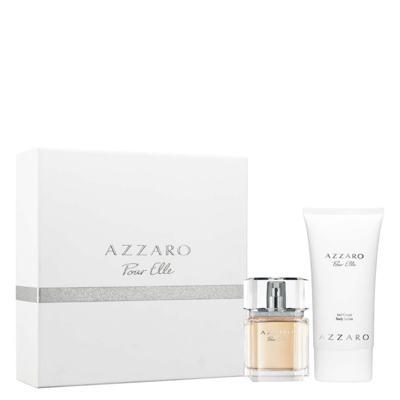 Imagem 4 do produto Azzaro Pour Elle Azzaro - Feminino - Eau de Parfum - Kits de Perfumes - Kit