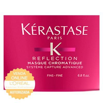 Imagem 2 do produto Kérastase Reflection Chromatique para Cabelos Finos - Máscara de Tratamento - 200ml