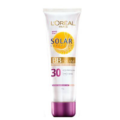 Imagem 1 do produto Solar Expertise BB Cream FPS30 L'oréal Paris - Protetor Solar - Natural