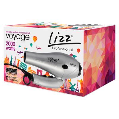 Imagem 2 do produto Secador Dobrável Lizz Professional - Voyage 2150W - 127V