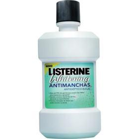 Antiseptico Listerine - Whitening Antimanchas   250ml