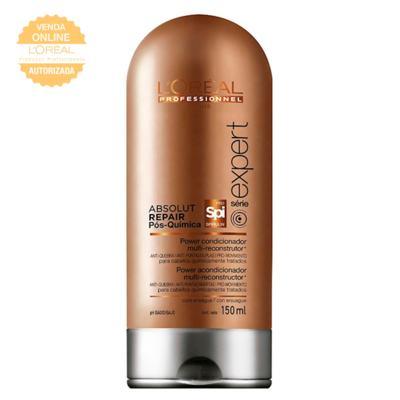 L'Oréal Professionnel Absolut Repair Pós-Química - Condicionador Multi-Reconstrutor - 150ml