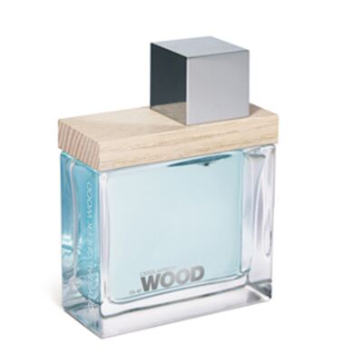 She Wood Crystal Creek Dsquared - Perfume Feminino - Eau de Parfum - 50ml