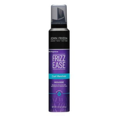 John Frieda Frizz Ease Curl Reviver - Mousse Modeladora - 205g