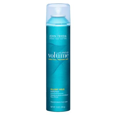 Imagem 1 do produto John Frieda Luxurious Volume Extra Hold Hairspray - Spray Fixador - 283g