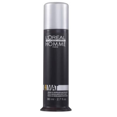Imagem 2 do produto L'Oréal Professionnel Homme Mate Force 4 - Pomada Bastão - 80ml