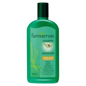 Farmaervas Jaborandi - Shampoo - 320ml