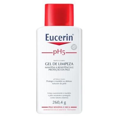 Imagem 1 do produto pH5 Syndet Eucerin - Gel de Limpeza - 260,4g