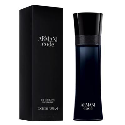 Imagem 3 do produto Armani Code Giorgio Armani - Perfume Masculino - Eau de Toilette - 125ml