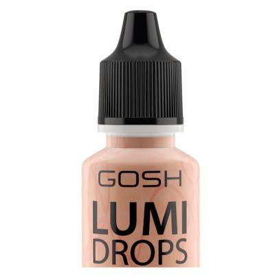Imagem 4 do produto Iluminador Líquido Gosh Copenhagen - Lumi Drops - Peach