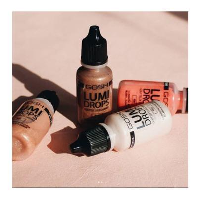 Imagem 5 do produto Iluminador Líquido Gosh Copenhagen - Lumi Drops - Peach