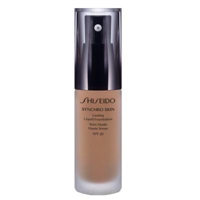 Imagem 1 do produto Synchro Skin Lasting Liquid Foundation SPF 20 Shiseido - Base Líquida - R4 - Rose 4