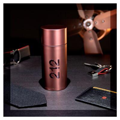 Imagem 4 do produto 212 Sexy Men Carolina Herrera - Perfume Masculino - Eau de Toilette - 50ml