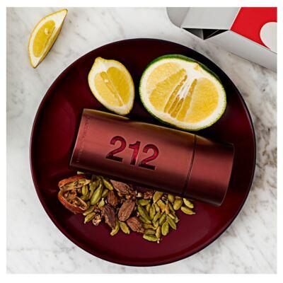 Imagem 3 do produto 212 Sexy Men Carolina Herrera - Perfume Masculino - Eau de Toilette - 100ml