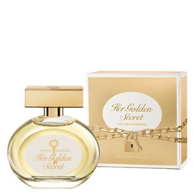 Imagem 2 do produto Her Golden Secret Antonio Banderas - Perfume Feminino - Eau de Toilette - 30ml