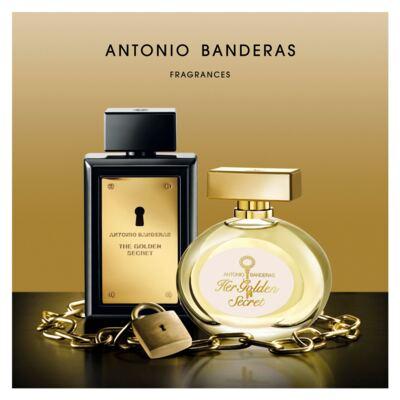 Imagem 4 do produto Her Golden Secret Antonio Banderas - Perfume Feminino - Eau de Toilette - 50ml
