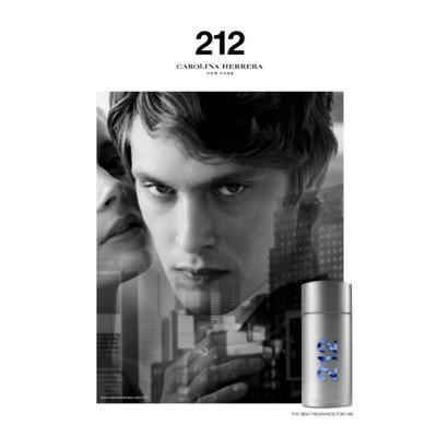 Imagem 6 do produto 212 Men De Carolina Herrera Eau De Toilette Masculino - 200 ml