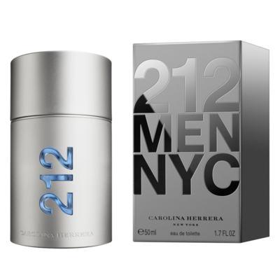 Imagem 2 do produto 212 Men Nyc Carolina Herrera - Perfume Masculino - Eau de Toilette - 50ml