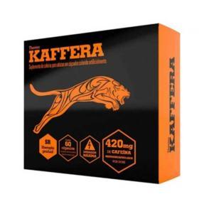 Thermo Kaffera Nutrilatina - Suplemento de Cafeína Microencapsulada - 60 Cáps
