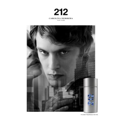 Imagem 6 do produto 212 Men De Carolina Herrera Eau De Toilette Masculino - 30 ml