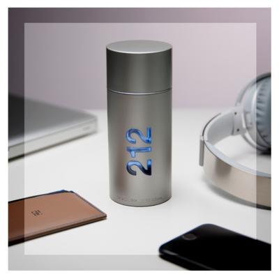 Imagem 8 do produto 212 Men De Carolina Herrera Eau De Toilette Masculino - 30 ml