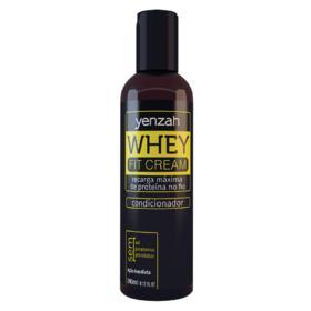 Yenzah Whey Fit Cream - Condicionador - 240ml