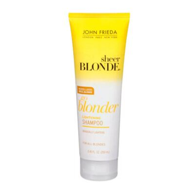Imagem 2 do produto Kit Shampoo + Condicionador John Frieda Sheer Blonde Go Blonder Lightening - Kit