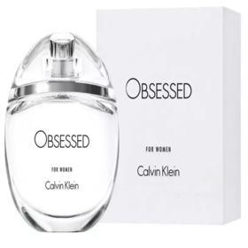 Obsessed For Women Calvin Klein - Feminino - Eau de Parfum - 50ml