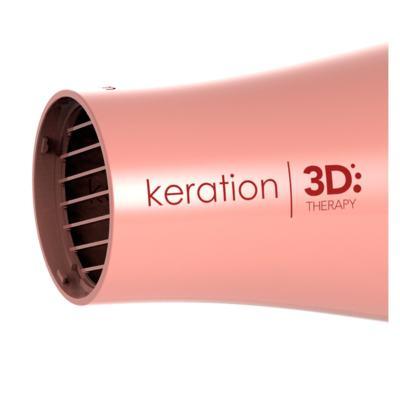 Imagem 3 do produto Keration 3D Pro Ga.Ma Italy - Secador de Cabelo 2200W - 220v