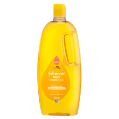 Johnsons's Baby - Shampoo Regular - 750ml