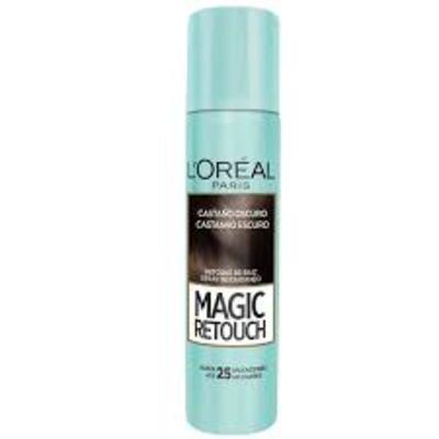 Imagem 3 do produto Corretivo  Instantâneo L'Oréal Paris - Magic Retouch - Castanho Escuro
