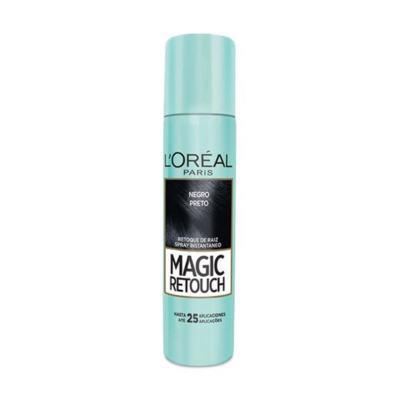 Magic Retouch L´oreal  preto 75ml