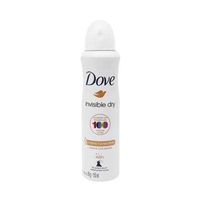 Dove  invisible dry 150 ml