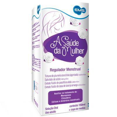 Imagem 3 do produto A Saúde da Mulher EMS - 150 ml