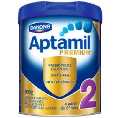 Imagem 2 do produto Aptamil 2 - 800g | Lata