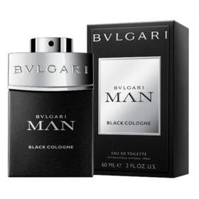 22c31b1dfce Bvlgari Man Black Cologne Eau de Toilette Perfume Masculino