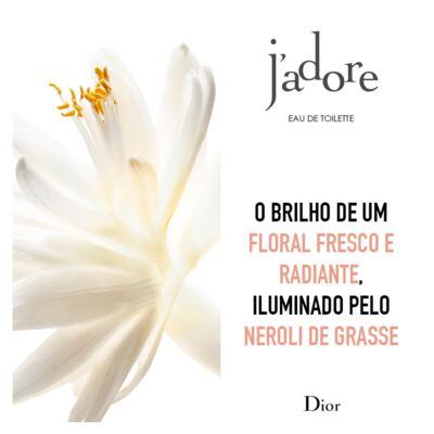 Imagem 3 do produto J'adore Eau de Toilette Dior - Perfume Feminino - 50ml