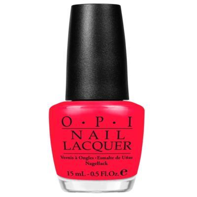 Imagem 6 do produto O.P.I Nail Lacquer O.P.I - Esmalte - Red Lights Ahead...Where?