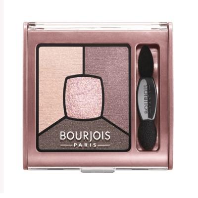 Imagem 6 do produto Smoky Stories Bourjois - Paleta de Sombras - 02 - Over Rose