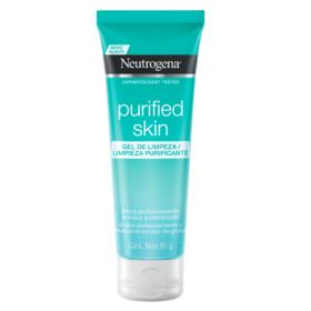Gel Limpador Facial Neutrogena - Purified Skin - 80g