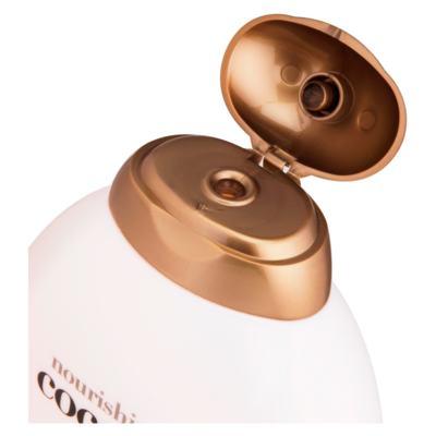 Imagem 3 do produto Shampoo Ogx Coconut Milk - Shampoo Ogx Coconut Milk 385ml
