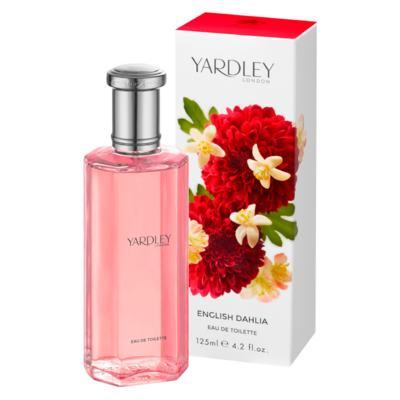 Imagem 2 do produto English Dahlia Yardley Perfume Feminino - Eau de Toilette - 125ml