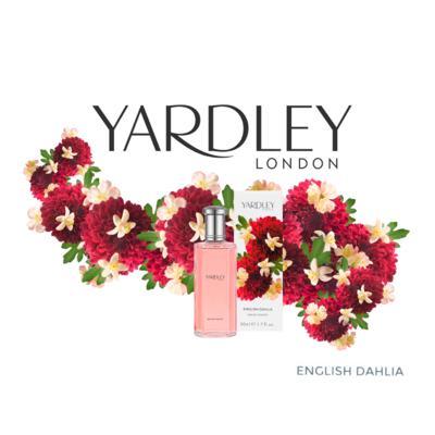 Imagem 4 do produto English Dahlia Yardley Perfume Feminino - Eau de Toilette - 125ml